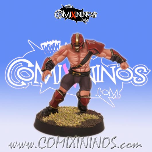 Vampires - Thrall nº 3 - Willy Miniatures