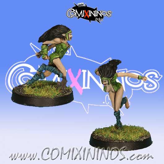 Wood Elves - Set A of 2 Silvania Catchers - Rolljordan