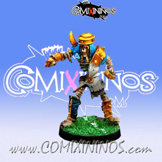 Egyptian Tomb kings - Egyptian Skeleton nº 8 - Willy Miniatures