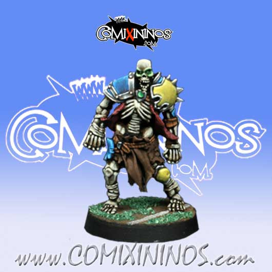 Undead / Egyptian - New Skeleton nº 1 - Willy Miniatures