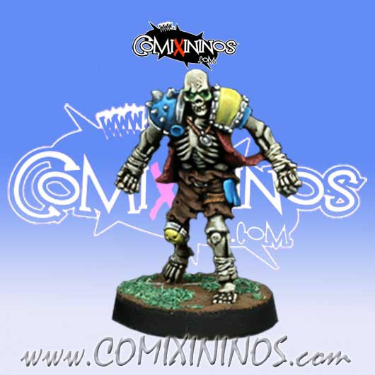 Undead / Egyptian - New Skeleton nº 2 - Willy Miniatures
