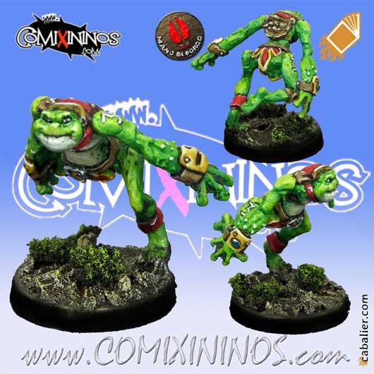 Frogmen - Frogman Lineman nº 3 - Mano di Porco