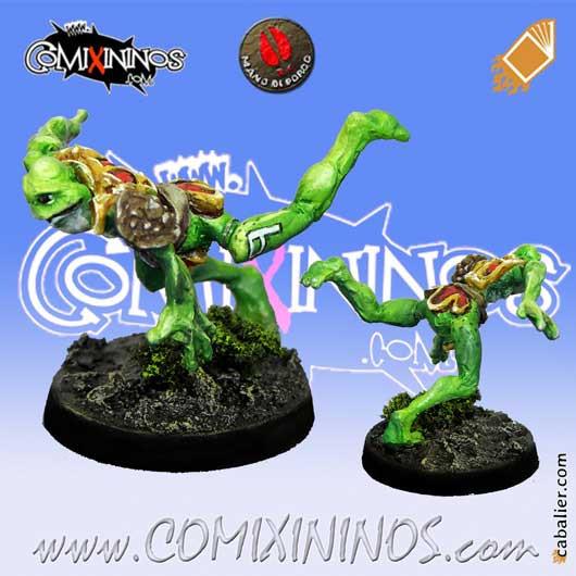Frogmen - Frogman Lineman nº 6 - Mano di Porco