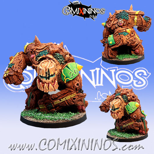 Big Guy - Oldstump Treeman Star Player - Willy Miniatures