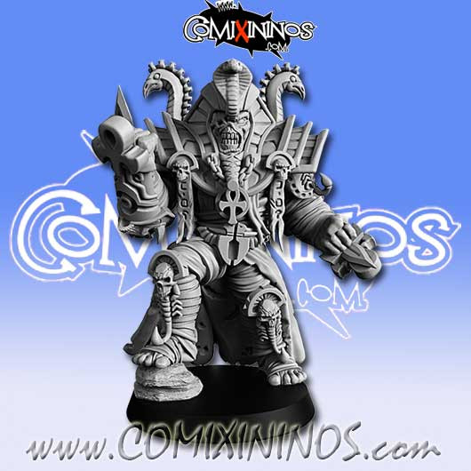 Egyptian Tomb Kings - Titankamon Mummy Star Player - RN Estudio