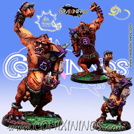 Big Guy - Troll nº 1 - Meiko Miniatures