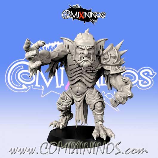 Big Guy - Troll Shaz - RN Estudio