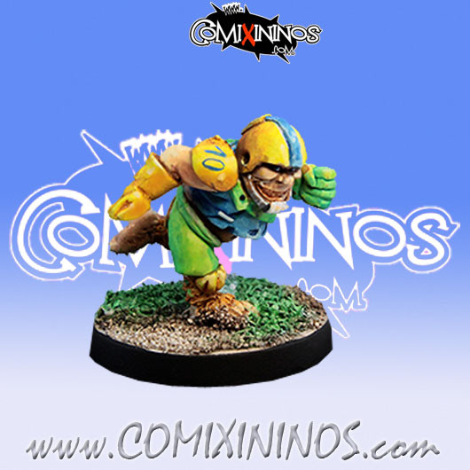 Halflings - Ultimate Halfling nº 10 - Willy Miniatures