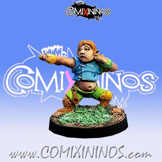 Halflings - Ultimate Halfling nº 13 - Willy Miniatures