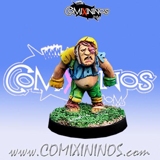 Halflings - Ultimate Halfling nº 14 - Willy Miniatures