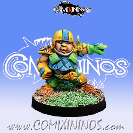 Halflings - Ultimate Halfling nº 4 - Willy Miniatures