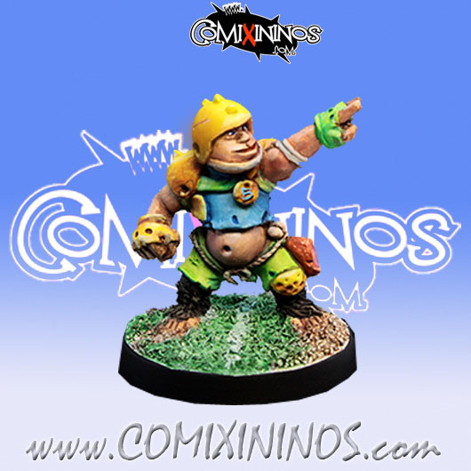Halflings - Ultimate Halfling nº 5 - Willy Miniatures