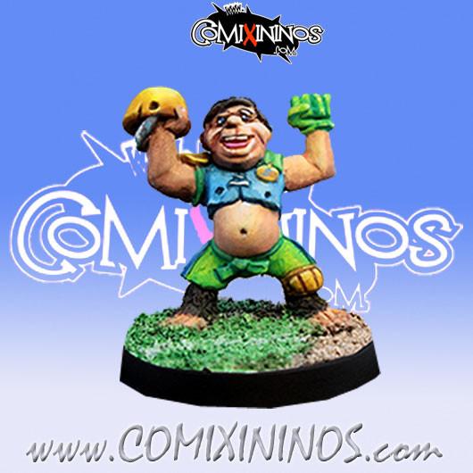 Halflings - Ultimate Halfling nº 8 - Willy Miniatures
