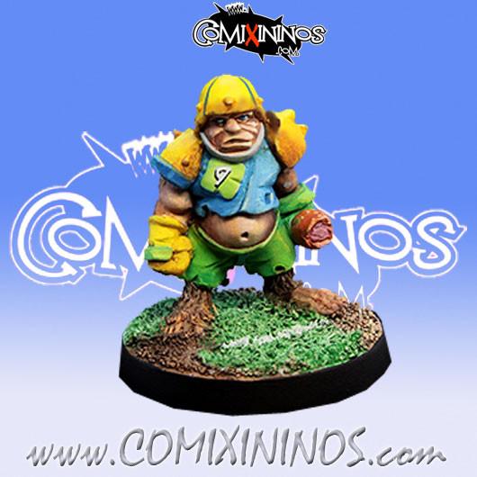 Halflings - Ultimate Halfling nº 9 - Willy Miniatures