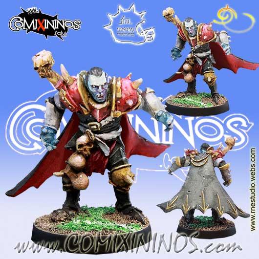 Vampires - Count Ludgor von Krakenborg Star Player - Meiko Miniatures