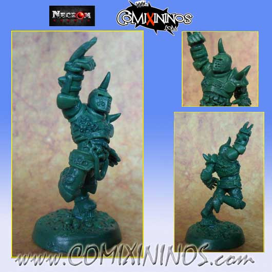 Rotten / Evil - Rotten Warrior nº 3 - Necrom Studio