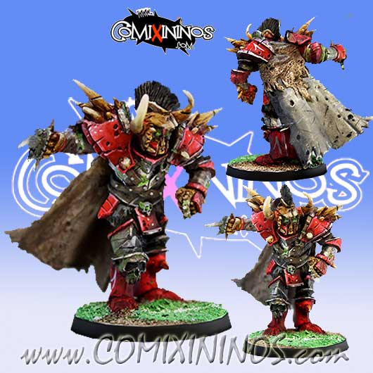 Undead - Wight Star Player Seett - Willy Miniatures