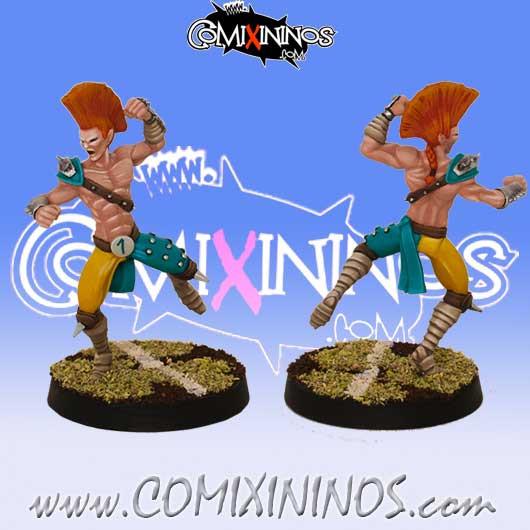 Wood Elves - Wardancer nº 1 - SP Miniaturas