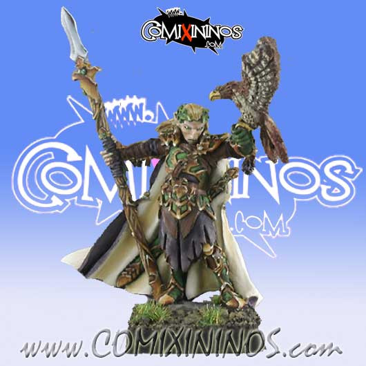 Wood Elves / Elves - Wood Elf King - Reaper