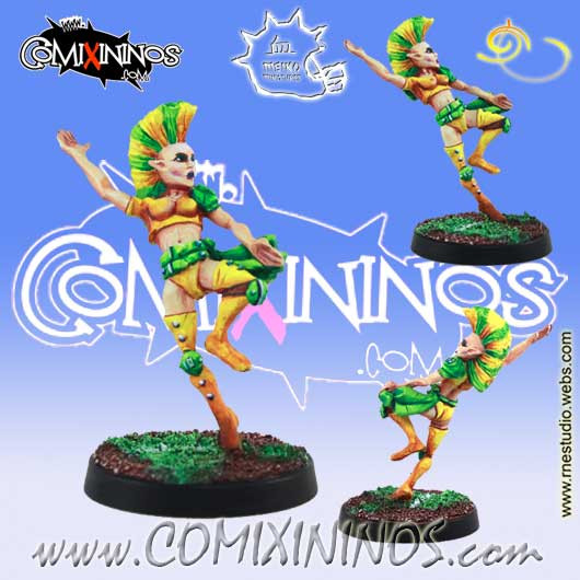 Wood Elves / Elves - Catcher nº 2 - Meiko Miniatures