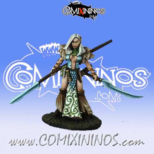 Elves - Ishara Snowfinch Druid - Reaper