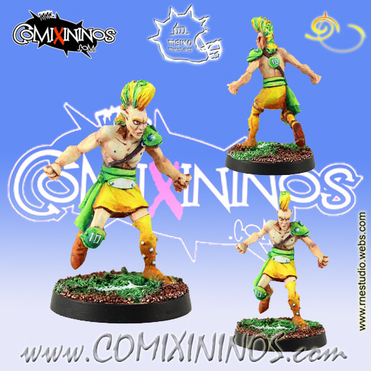 Wood Elves / Elves - Lineman nº 1 - Meiko Miniatures