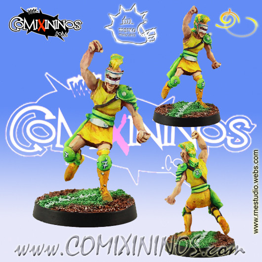 Wood Elves / Elves - Lineman nº 2 - Meiko Miniatures