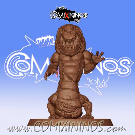 Big Guy - Worm Rotten Beast Lords of Corruption - Willy Miniatures