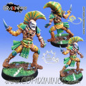 Wood Elves - Jordan Fresh Air Star Player - Meiko Miniatures