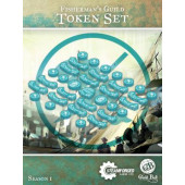 Guild Ball - Fisherman's Token Set - Steamforged Games