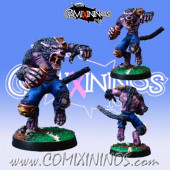 Necromantic - Werewolf nº 1 - Willy Miniatures