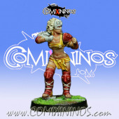 Amazons - Amazon Blitzer nº 4 - Willy Miniatures