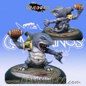 Adam d'la Mer Fantasy Fooball - Maow Miniatures