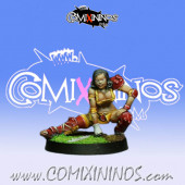 Amazons - Amazon Linewoman nº 3 - Willy Miniatures