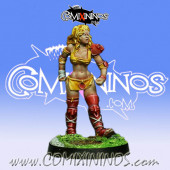 Amazons - Amazon Linewoman nº 6 - Willy Miniatures