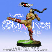 Amazons - Amazon Linewoman nº 8 - Willy Miniatures