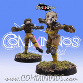 Amazons - Amazon Blitzer nº 3 - SP Miniaturas