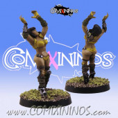 Amazons - Amazon Catcher nº 1 - SP Miniaturas