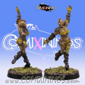 Amazons - Amazon Catcher nº 2 - SP Miniaturas