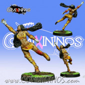 Amazons - Amazon Catcher nº 2 - Willy Miniatures