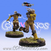 Amazons - Amazon Linewoman nº 1 - SP Miniaturas