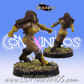 Amazons - Amazon Linewoman nº 2 - SP Miniaturas