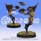 Amazons - Amazon Thrower nº 1 - SP Miniaturas