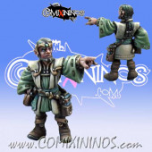 Halflings - Coach Balto Burrowell - Reaper