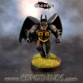 PAINTED BatBowl Star Player
