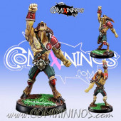 Evil - Beastman nº 5 - Willy Miniatures