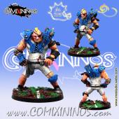 Big Guys - Ogre nº 2 - Meiko Miniatures