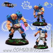 Big Guys - Ogre nº 3 - Meiko Miniatures