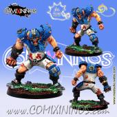 Big Guys - Ogre nº 5 - Meiko Miniatures