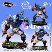 Big Guys - Ogre nº 6 - Meiko Miniatures